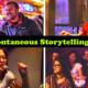 Spontaneous Storytelling: True Stories & Free Drinks for Storytellers   SF