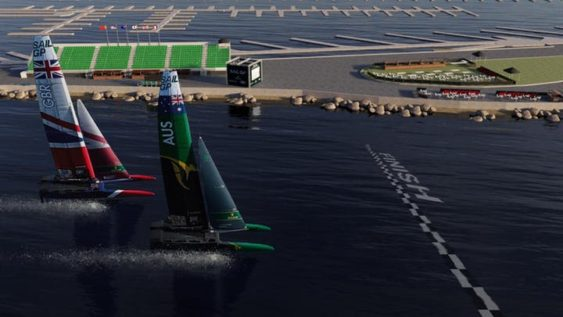 SailGP: World's Fastest Boat Race Comes to SF