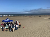 "SF's Month of Climate Action ""Surfrider Beach Clean Up"" 
