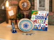 Free Workshop: DIY Melted Crayon Mandalas | Macy's