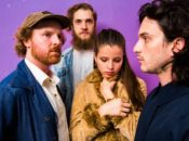 Australian Indie Pop Rock Royalty: The Jungle Giants | Cafe du Nord