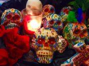 Mexican Sugar Skull Decorating Art Class 2019 | Finnish Hall