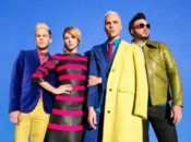 New Wave Pop Powerhouse: Neon Trees | August Hall