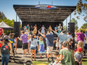 "Facebook's ""Bands on the Bayfront"" Music Festival 