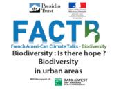 French Ameri-Can Talks on Biodiversity   The Presidio