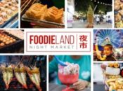 FoodieLand Summer Night Market on the 4th of July | Berkeley