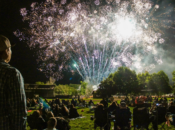 St. Helena's 4th of July Fireworks Show | 2019
