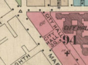Civic Center Through the Years w/ a Cartographic Technician   SF Main Library