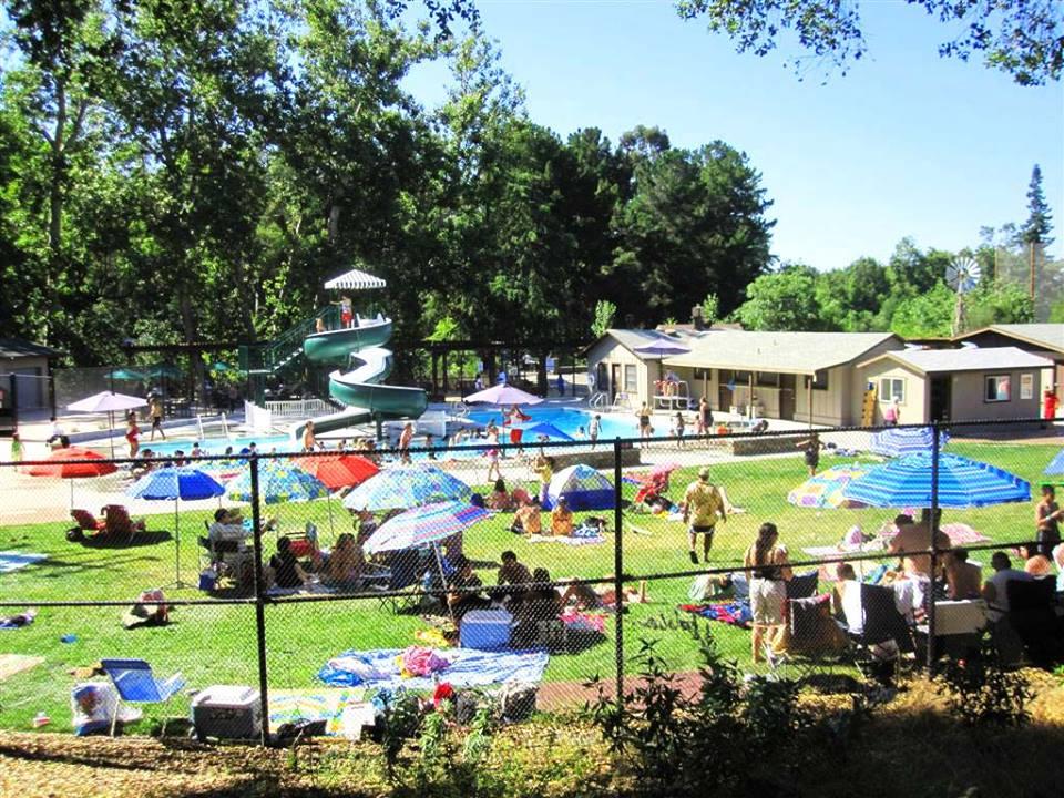Cupertino 39 s july 4th free swimming day 2019 - Blackberry farm cupertino swimming pool ...