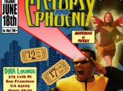 Dr. Sketchy's SF: Cyclops & Phoenix | DNA Lounge