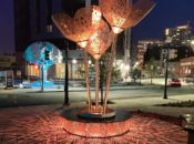Oakland's Brand New Lighted Art Sculptures: Reception & Free Food | East Bay