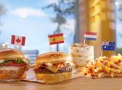 McDonald's Nearly Free Food Day: New Global Menu
