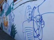 Dream Beyond Bars Mural Revealing Block Party | Oakland
