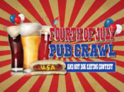 San Francisco 4th of July Pub Crawl & Hot Dog Eating Contest | Maye's