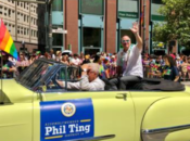 SF Pride Parade & Afterparty w/ Phil Ting | 2019