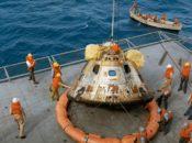 USS Hornet's 50th Anniversary of Apollo 11 Moon Landing | Alameda