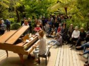 Flower Piano: Story Time & Jazz Music w/ SFJAZZ High School All-Stars | GG Park