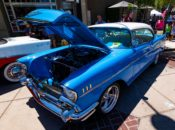 2019 Saratoga Classic Car Show & Block Party | South Bay