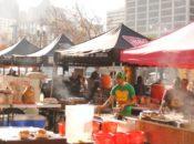 10th Anniv. Ferry Plaza Thursday Market Celebration   SF