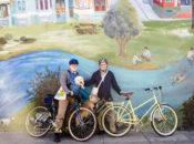 SF's Hidden Gems Bike Ride: Tiled Steps, Murals & Gardens | Hayes Valley