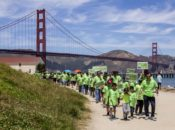 Walk Green 2019: Fundraising for Nature Conservancy | SF