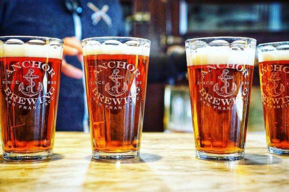 Anchor Brewery Tour & Tasting | SF