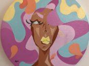 """Mndscaptured"" Female-Centric Vibrant Art Show | SF"