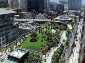 A Cut Above: Happy Hour & Free Drinks at Salesforce Park   SF