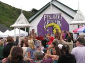 Pescadero Arts & Fun Festival: Live Music & Kids Craft Area