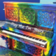 "Brand New ""Painted Pianos"" Musical Art & Live Performance   Walnut Creek"