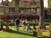 Trick or Treat Trail at Winchester Estate | San Jose