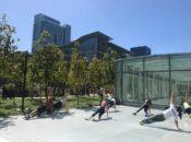Free 30-Minute Core & Stretch Express   Salesforce Park