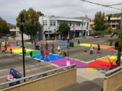 Celebrate Oakland's First Rainbow Crosswalk & Pre-Pride Block Party | 2019