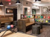 SF's Epic Underground Bowling Alley | Fifth Arrow