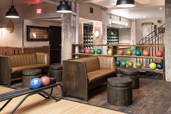 Free Cheap Sf >> SF's Epic Underground Bowling Alley | Fifth Arrow