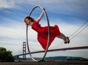 """Sunday Funday"" at Dolores Park: Free ""Cyr Wheel"" Circus Fun | SF"