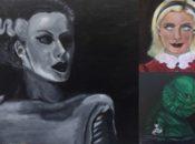 Free Halloween Party & Horror Art Exhibit by Ashli Ghoul | Alameda