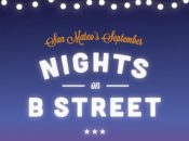 September Nights on B Street: Pop-up Dining, Drinks & Dancing | San Mateo