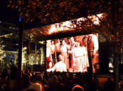 "Salesforce Park's Free Movie Night ""Say Anything"" 