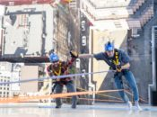 City Skyline Challenge 2019: Rappelling Down SF's Skyscrapers   Union Square