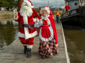 2019 Santa's Arrival & Small Business Saturday | Petaluma