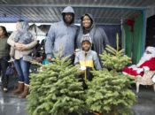 Bayview Hunters Point's Christmas Tree Giveaway | SF