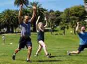 Free Bodyweight Bootcamp in Dolores Park | SF