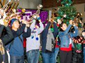 Holiday On The Plaza: Tree Lighting & DJ Santa Dance Party | Berkeley