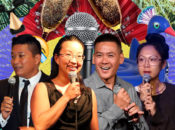 Crazy Funny Asians: A New Years Eve Comedy Showcase  