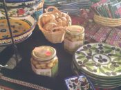 Palestinian Holiday Crafts Bazaar: Embroidery, Olive Oil & Arabic Food | Berkeley