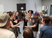 """RoShamBo"" Playworks Event Space Grand Opening | Oakland"
