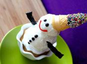 Ice Cream Cone Decorating at Hillsdale Shopping Center   San Mateo