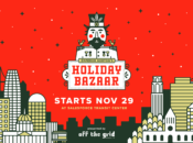 "Christmas Eve ""Emperor Norton's Holiday Market"" 