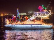 Winter on the Waterfront: Fireworks, Lighted Boat Parade & Snow | Berkeley